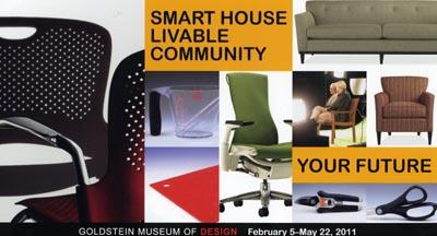 smart house @ goldstein museum of design