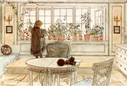 swedish artist carl larsson