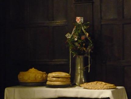 a shakespearean feast…