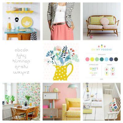 march – color psychology – spring